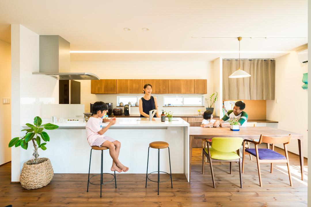 私たちFORTの家づくりとは|岡山・福山・倉敷の注文住宅ならFORT建築設計