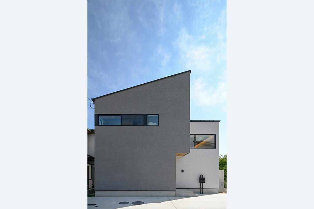 [写真]収納ベクトルな建築家デザイン