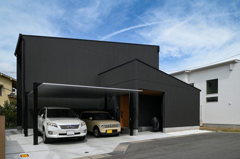 ネコ動線に配慮した、優しいお家|岡山・倉敷・福山の注文住宅ならFORT建築設計