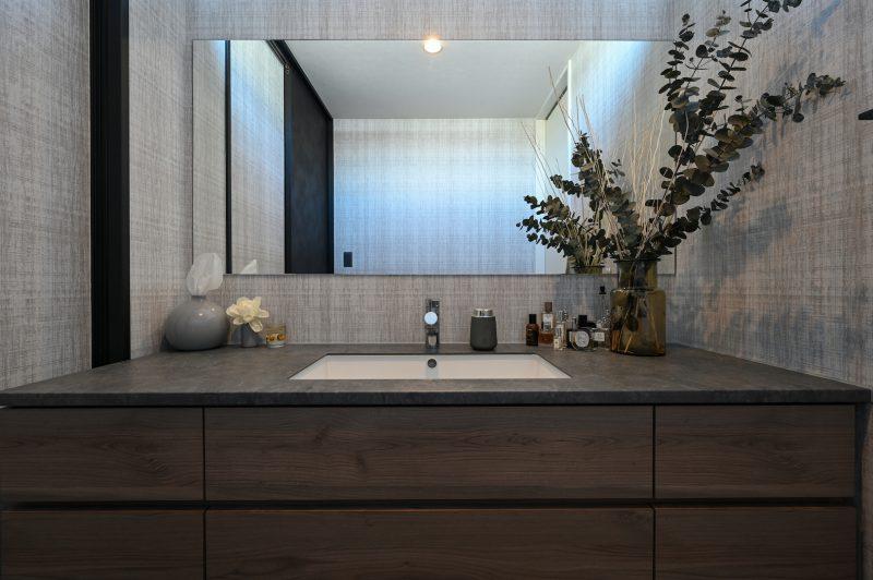 洗面所|岡山・倉敷・福山の注文住宅ならFORT建築設計