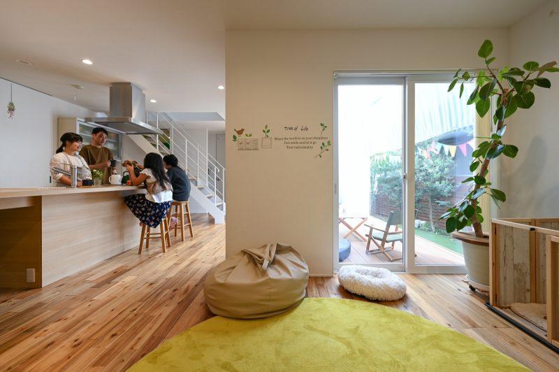 子どもの頭が良くなる間取り 岡山・倉敷・福山の注文住宅ならFORT建築設計