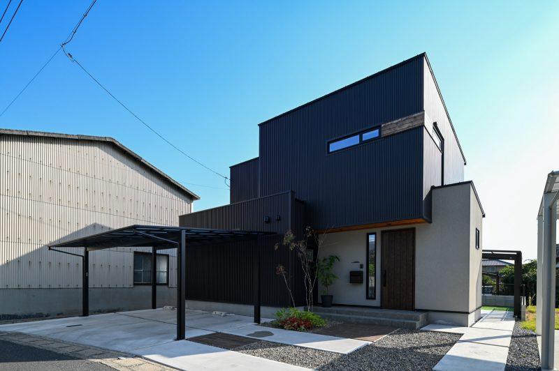 大人ナチュラルが息づく家 岡山・倉敷・福山の注文住宅ならFORT建築設計