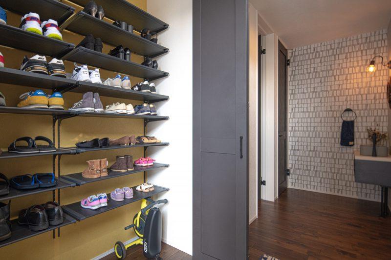 暮らしを快適にする「クローゼット」|岡山・倉敷・福山の注文住宅ならFORT建築設計