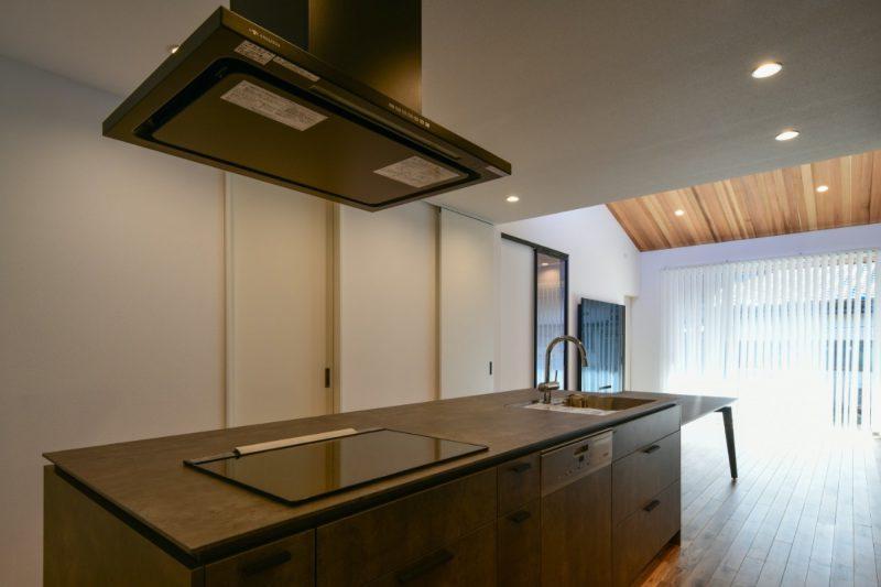 家族を幸せにするキッチン|岡山・倉敷・福山の注文住宅ならFORT建築設計